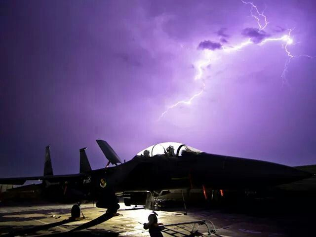 Happy 67th birthday to the USAF - 9/21/2014