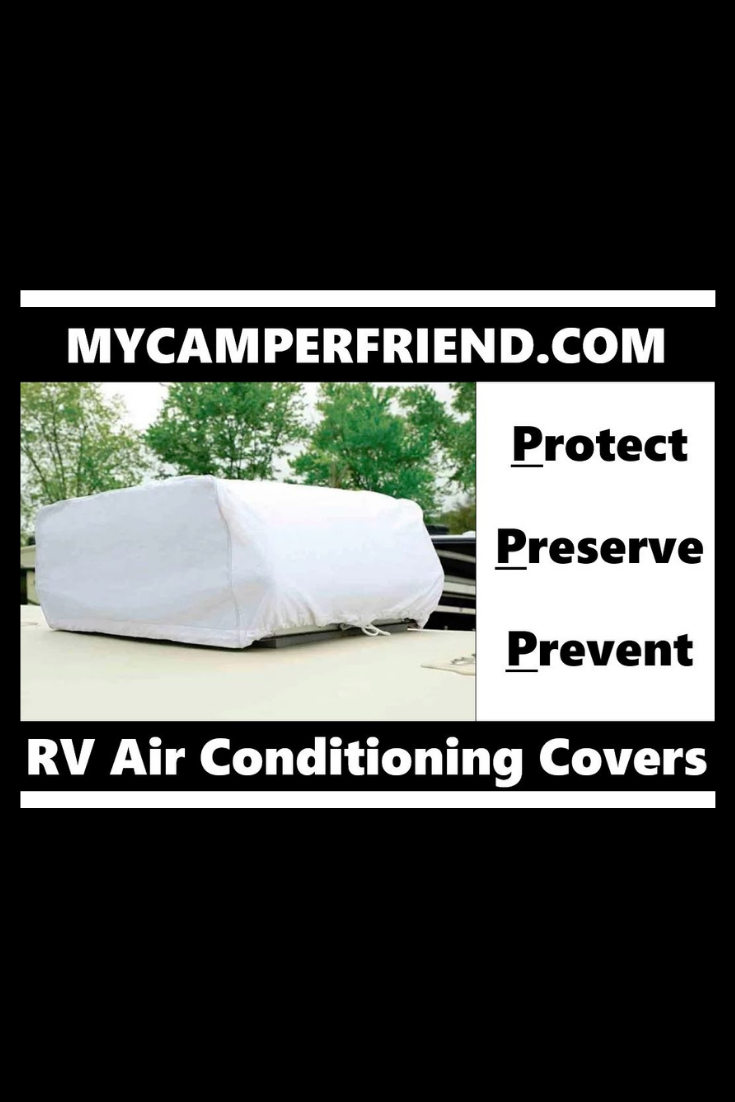 RV Air Conditioning Covers Rv air conditioner, Cover, Rv