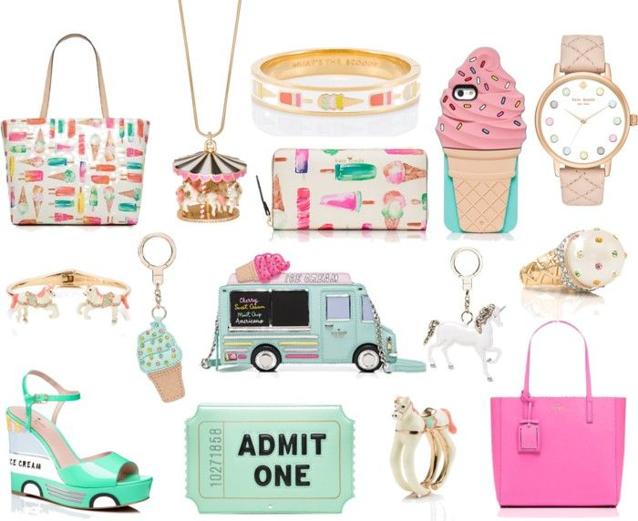 Kate Spade Carnival Collection