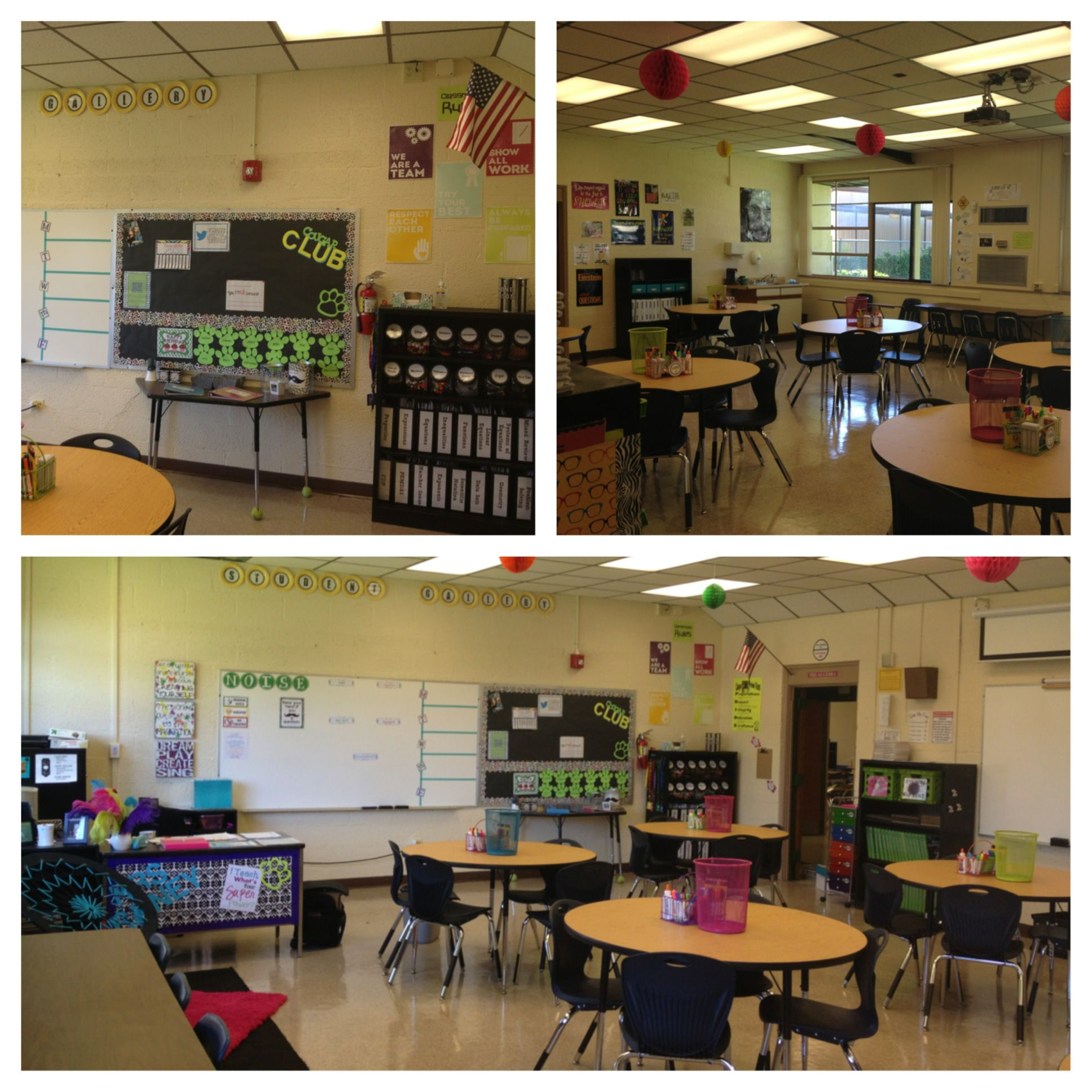 My 8th Grade Pre Algebra Classroom Inspired By Ideas From