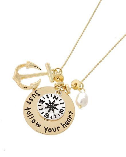 US $14.95 New with tags in Jewelry & Watches, Fashion Jewelry, Necklaces & Pendants