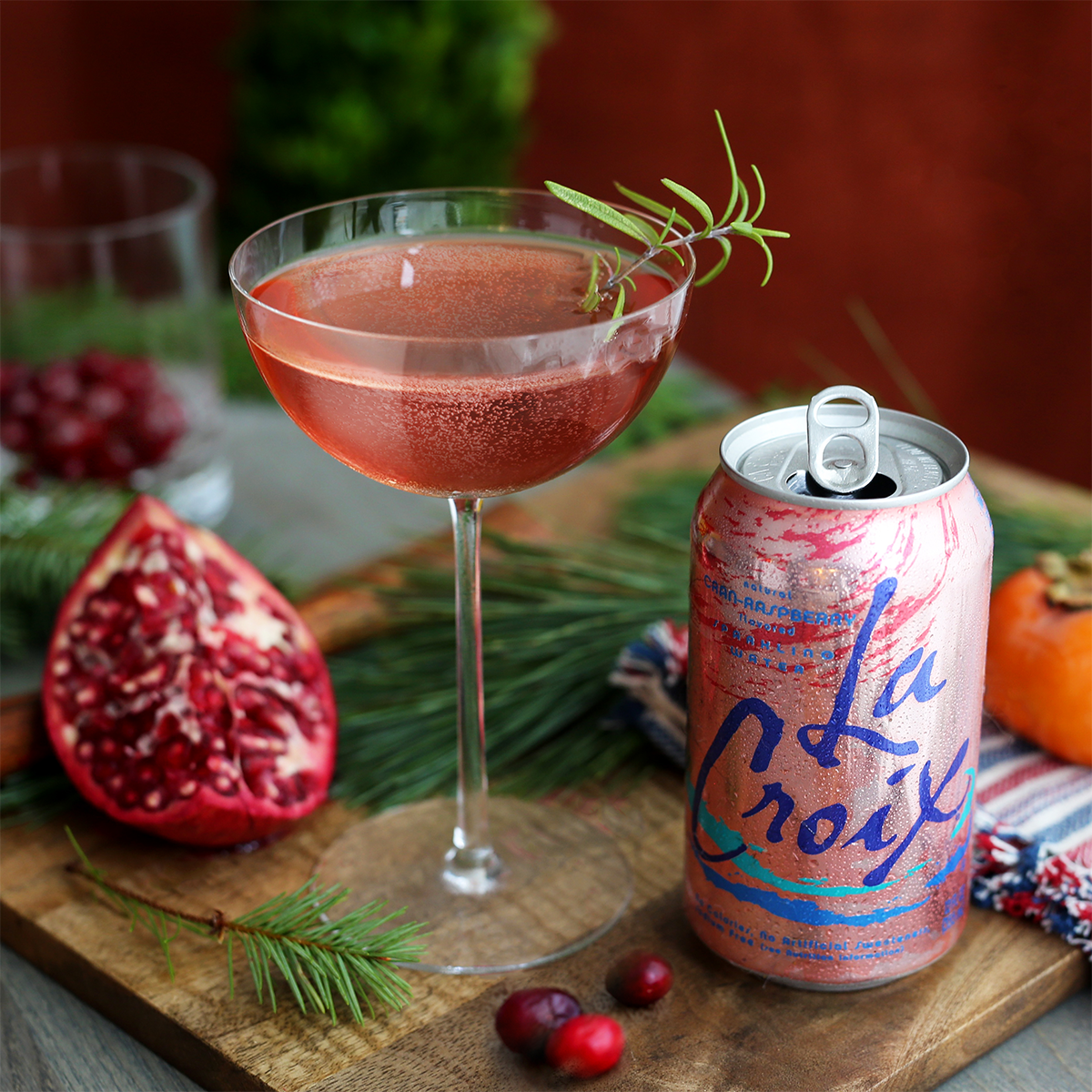 LaCroix Berry Little Christmas