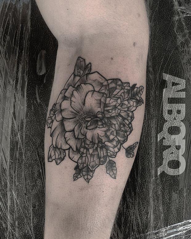 Wash Albuquerque - ALBQRQ tattoo blackwork
