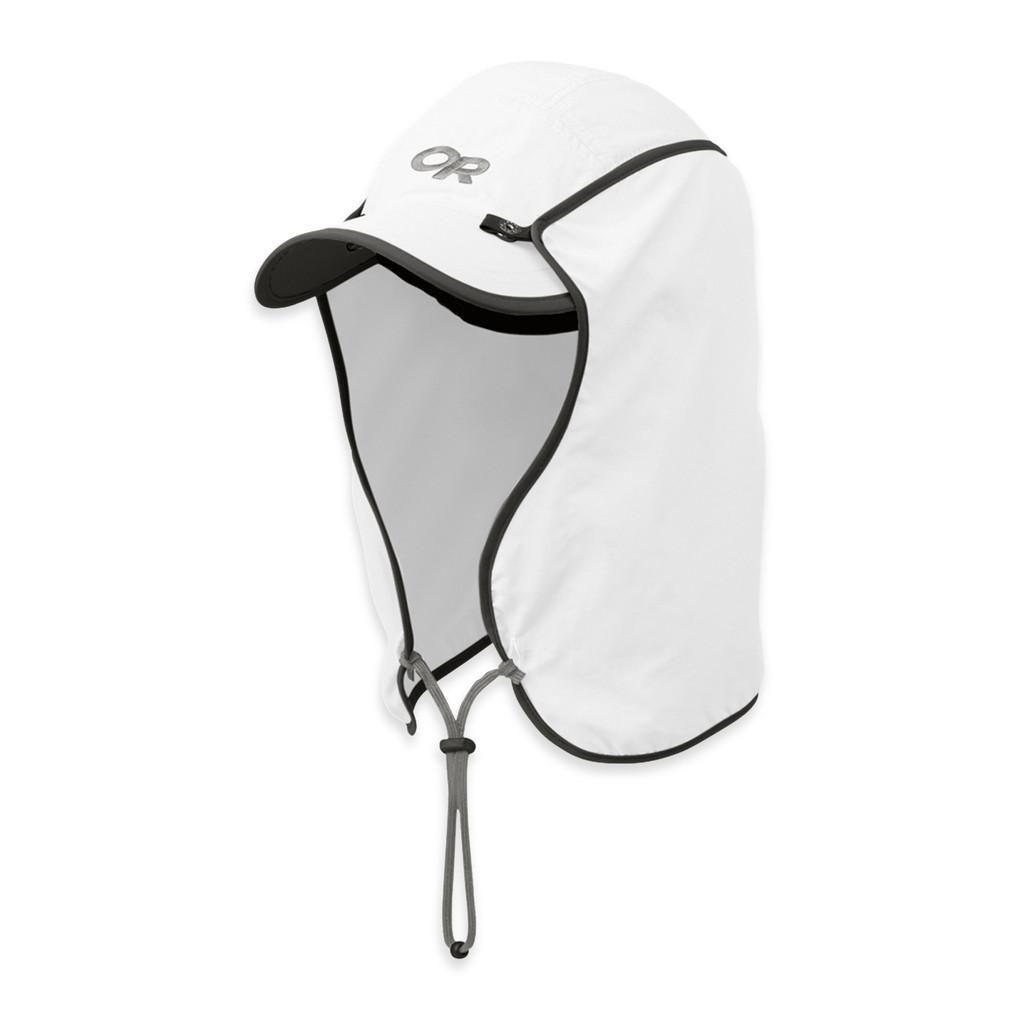 Sun runner cap hats for men neck sun protection
