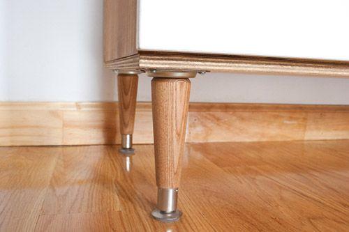 Before After A Basic Dresser Gets Dressed Up Design Sponge Ikea Malm Dresser Ikea Tarva Dresser Ikea Dresser Makeover