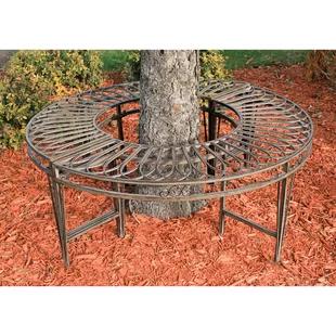 Outdoor Cement Bench Wayfair Ca Tree Seat Garden