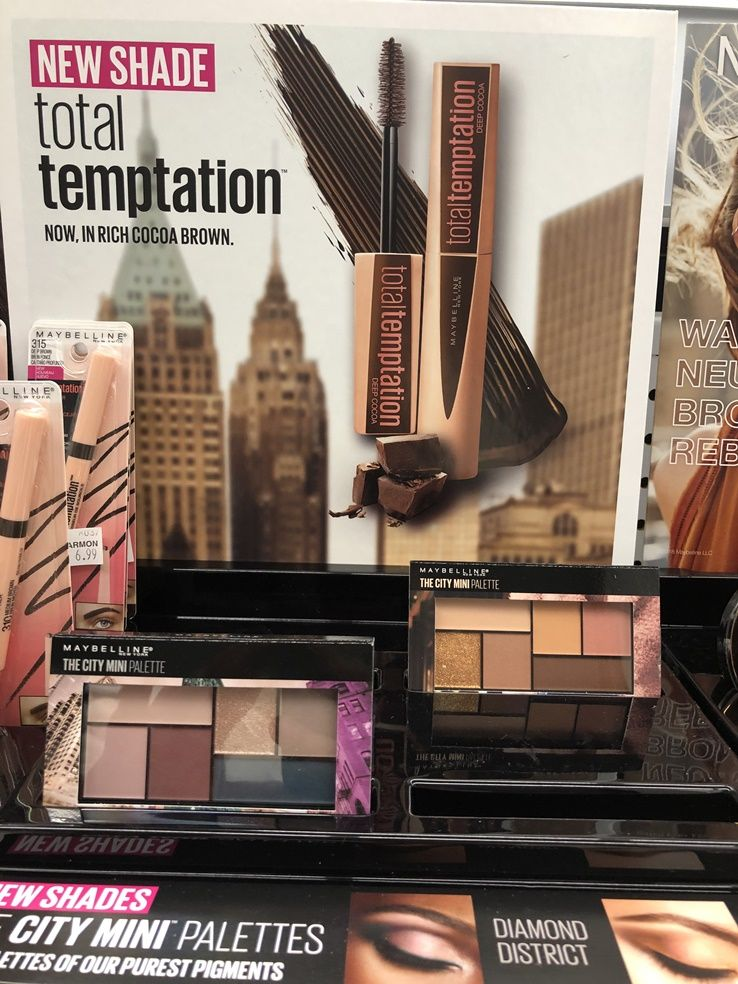 Spring 2019 Drugstore Makeup from Maybelline, Physicians