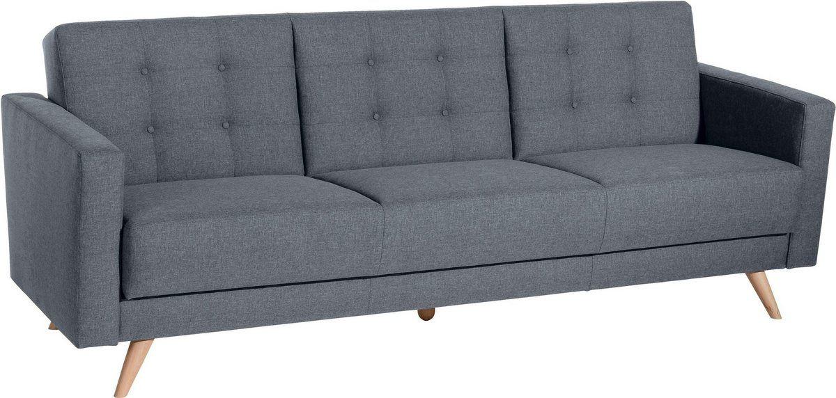 3 Sitzer Julius Inklusive Bettfunktion Bettkasten Breite 224 Cm Bettkasten Bett Und Wolle Kaufen