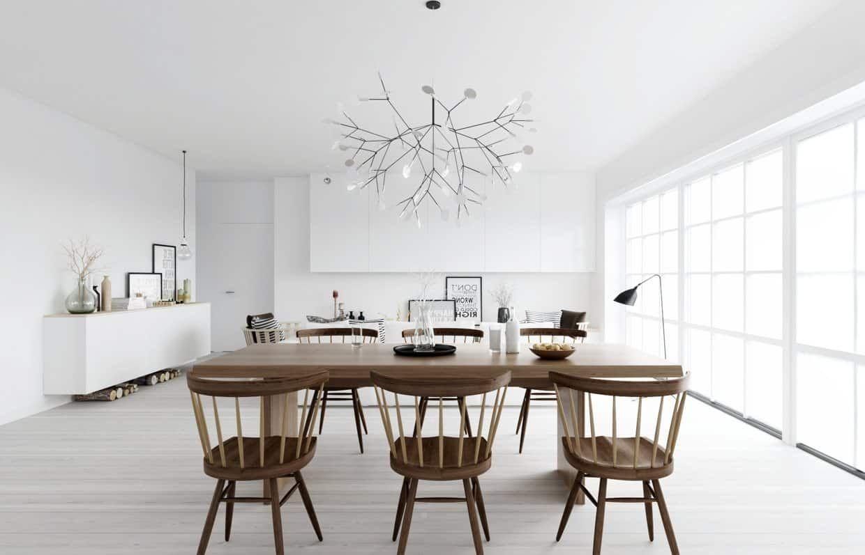 13 Best Dining Room Lighting Fixtures, Dining Room Lighting Trends