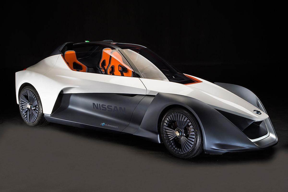 Nissan Bladeglider Electric Sports Car Unveiled Urdesignmag Nissan Sports Cars Electric Sports Car Sports Car