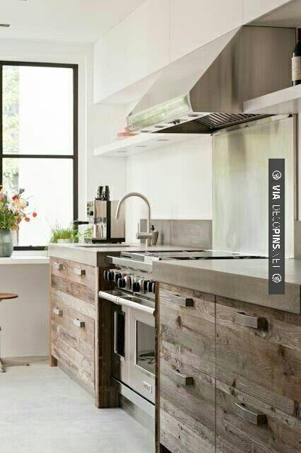 Pin de sonia gutierrez en Cocinas | Pinterest | Rústico y Cocinas