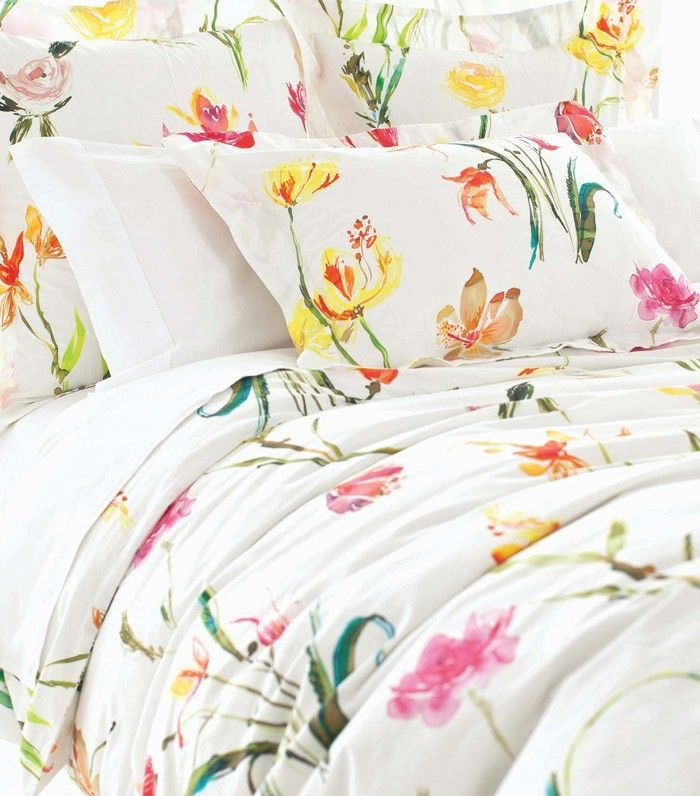 Chip Jo Released Their Spring Line At Target Here S Your First Look Flower Duvet Floral Bedding Watercolor Bedding