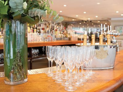 Champagne Reception At Chiswell St Dining Rooms Weddings  50Th Inspiration Chiswell Street Dining Room Design Decoration