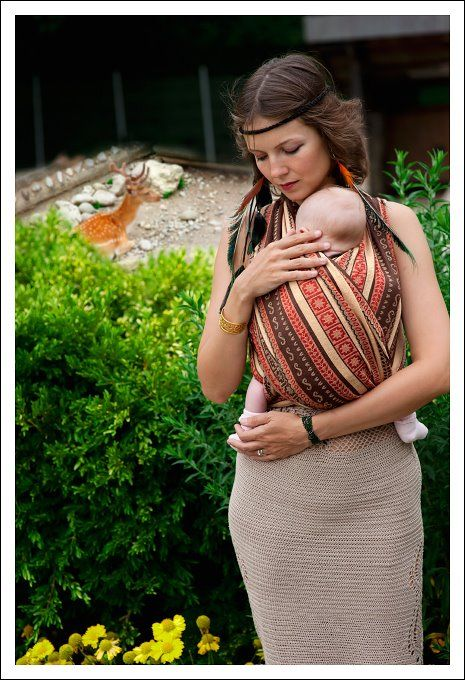 02529960a7e Ellevill Woven Wrap Zara Tri Spice