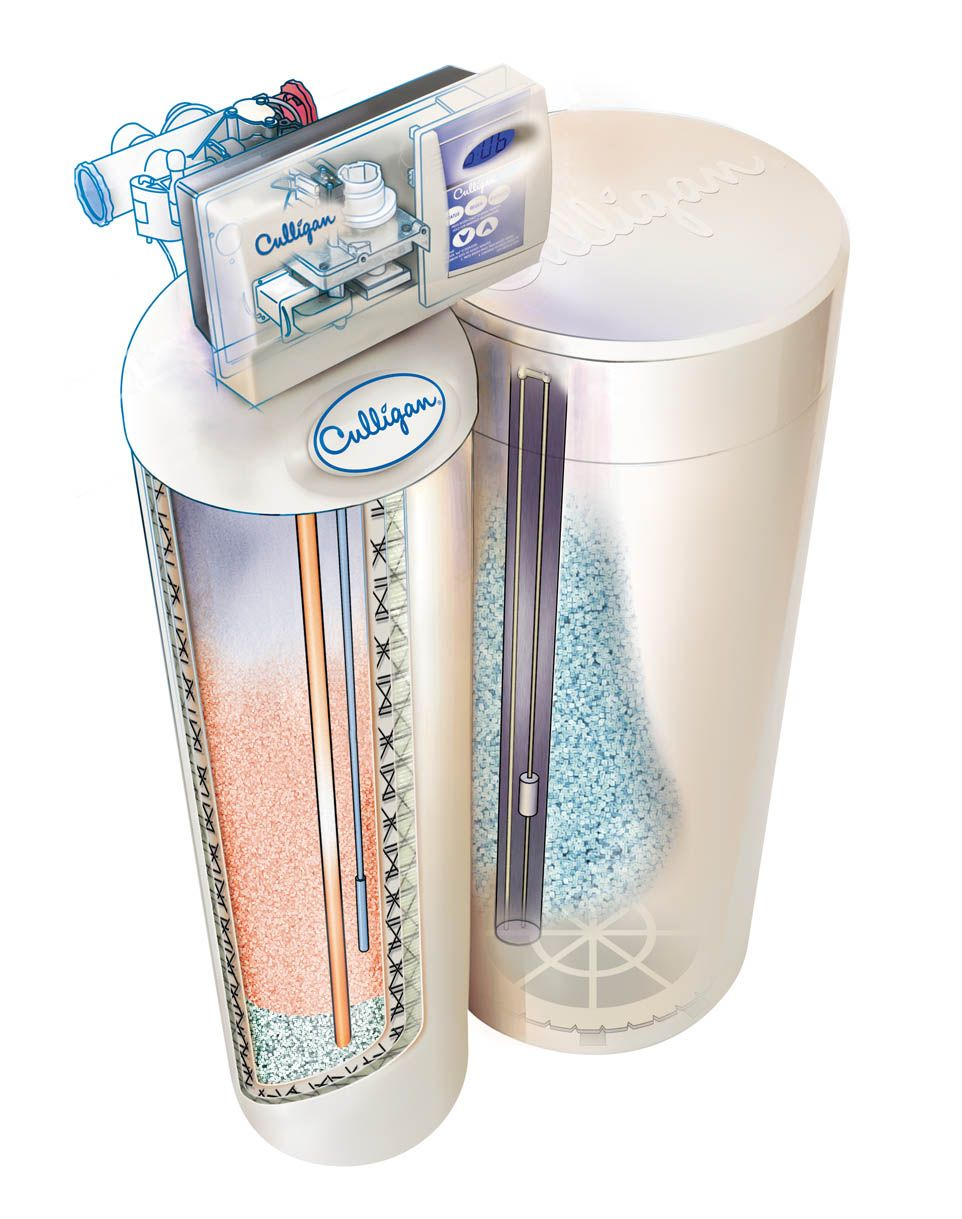 Whole House Residential Water Softeners From Culligan Water