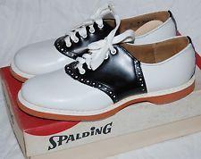 Vintage shoes, Women shoes, Saddle shoes