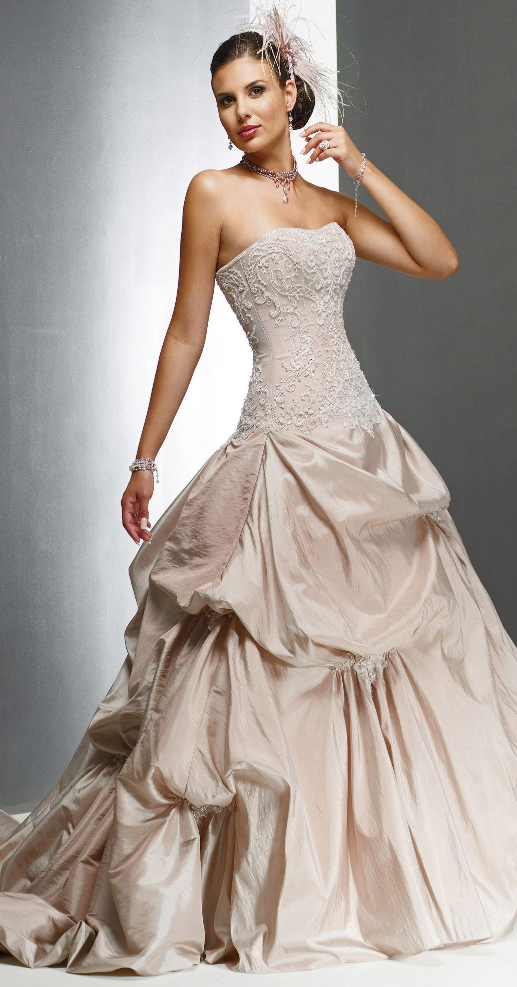 Wedding Dress For A Princess From Maggie Sottero