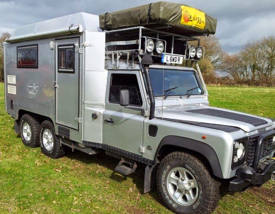 Land Rover Camper Page 14 Land Rover Land Rover Defender