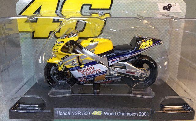 1:18 Rossi motorcycle model series 1 MotoGP Alloy motorcycle racing model Collection model