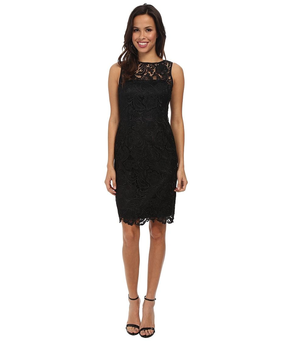 Adrianna Papell Black Free shipping and free 365 day returns