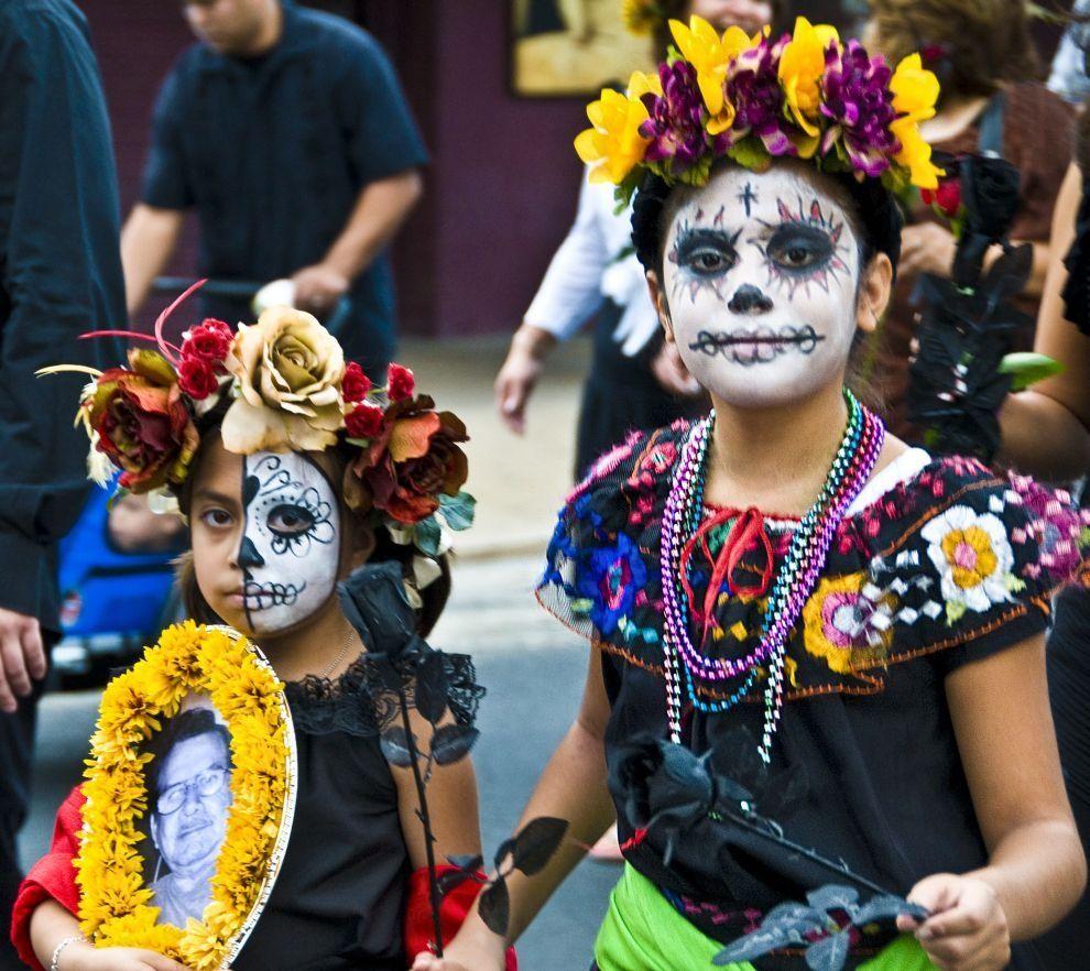 dia de los muertos makeup patterns | ... -Arte Viva La Vida Fest ...