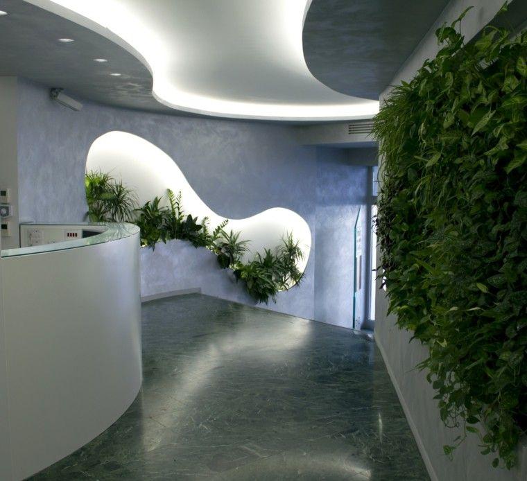 plant vertical garden ou comment faire un vrai jardin au bureau v g tal pinterest. Black Bedroom Furniture Sets. Home Design Ideas