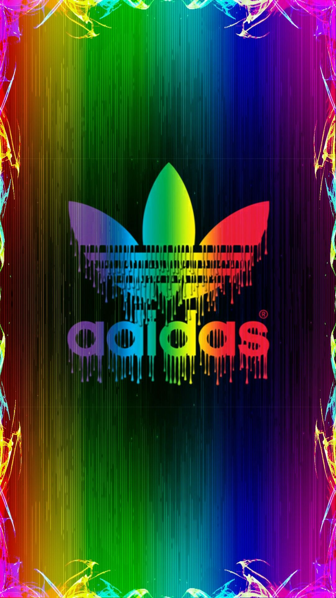 Adidas Colourful Wallpaper Adidas logo wallpapers