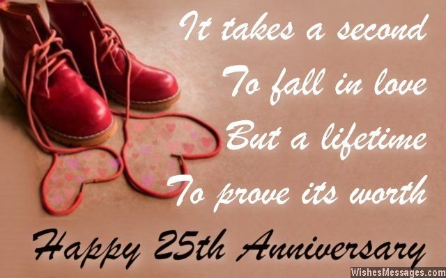 Th anniversary wishes silver jubilee wedding anniversary quotes