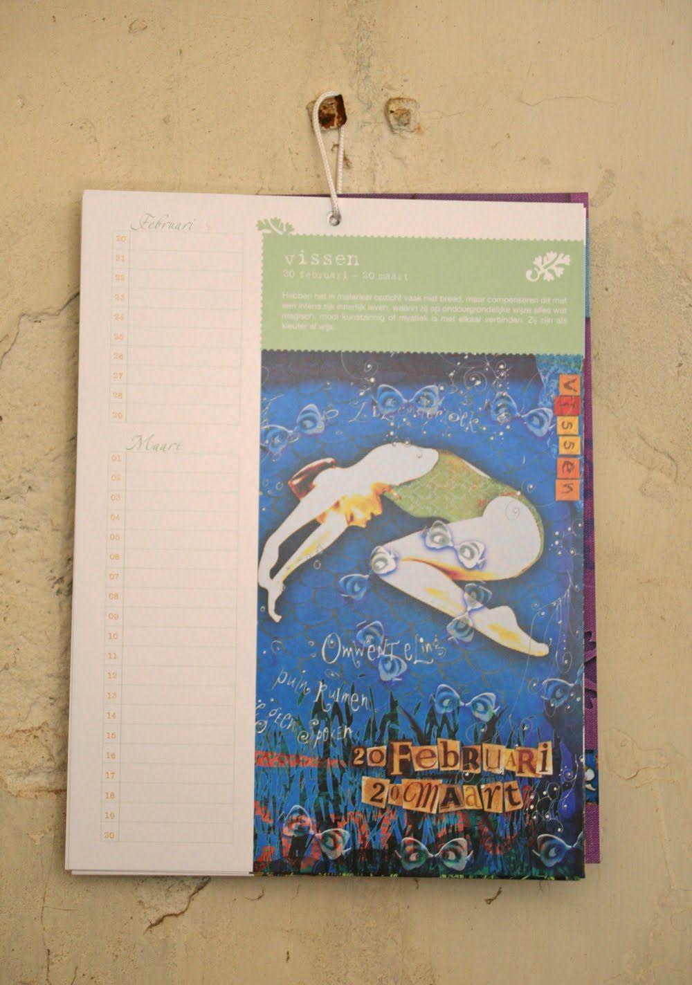 For Happinez birthday calendar