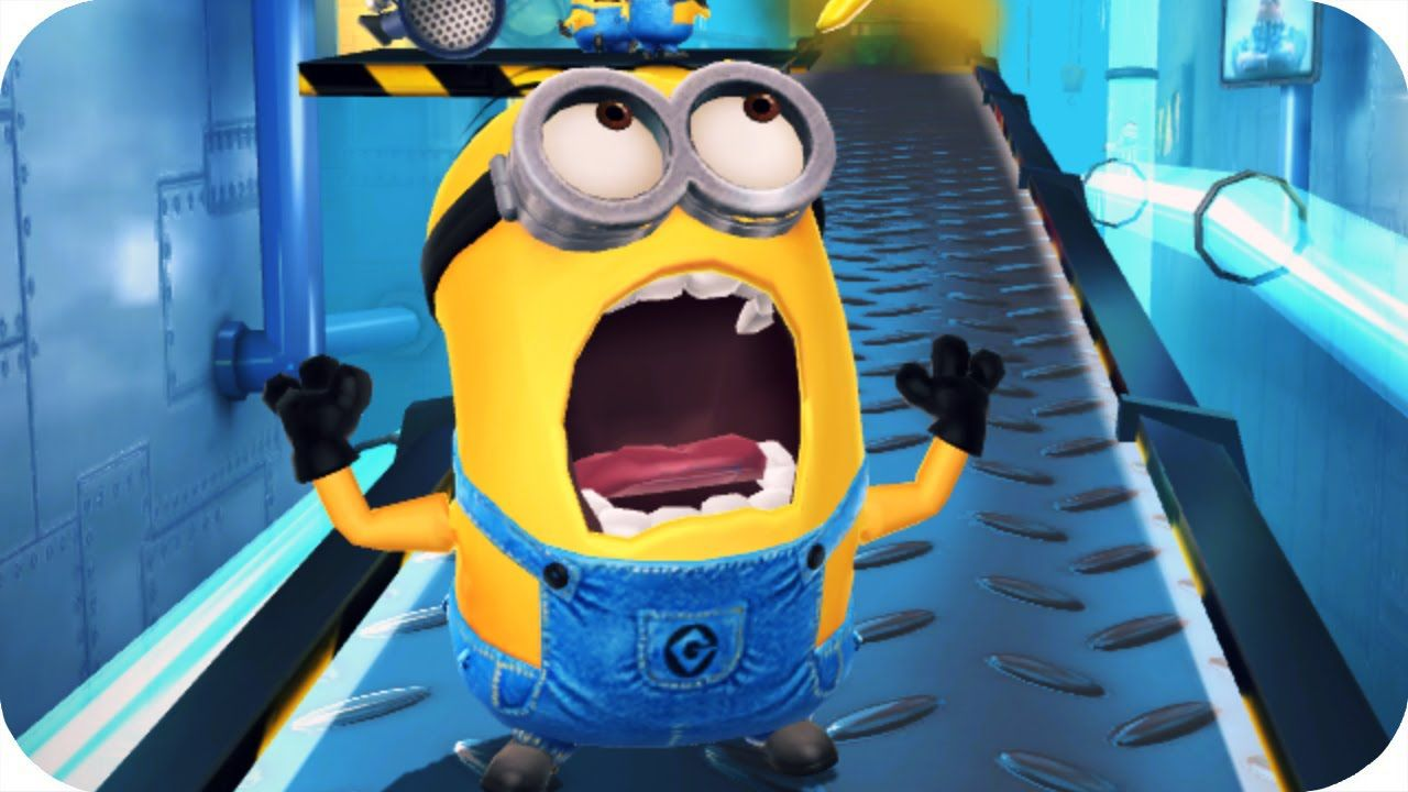 Minions Banana Song Remix ★ Electro house ★ Despicable Me: Minion Rush