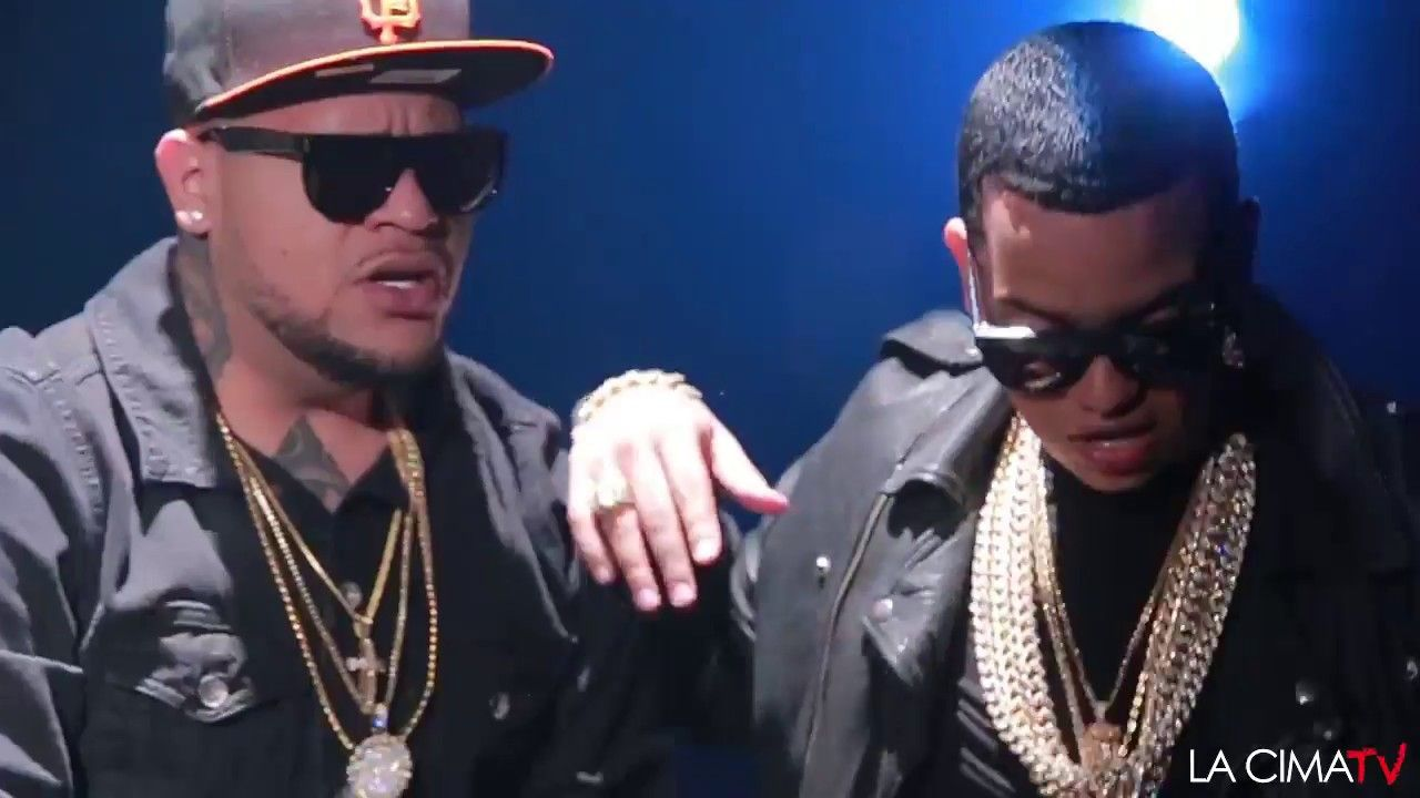 Haters Remix - J Alvarez , Bad Bunny & Almighty Official Video (Behind ...