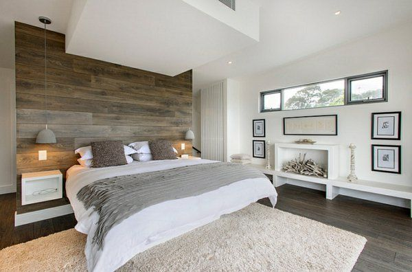 Das Schlafzimmer minimalistisch einrichten - 50 Schlafzimmer Ideen ...