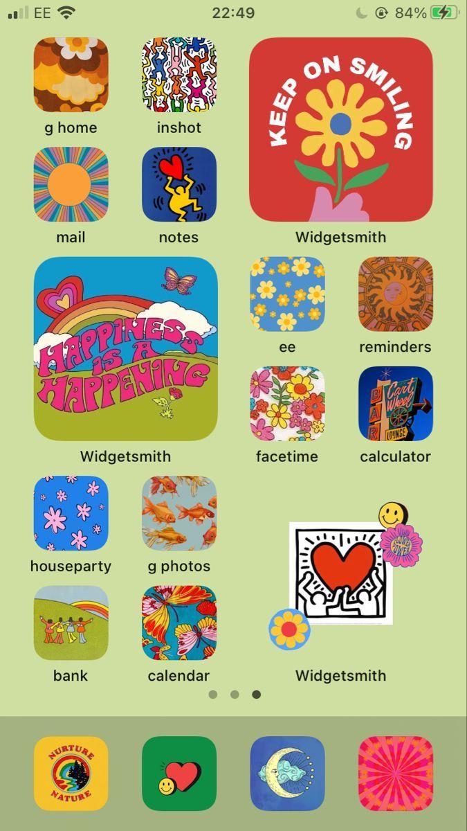 Ios 14 Home Screen Ideas In 2020 Iphone Wallpaper Video Iphone Organization Aesthetic Iphone Wallpaper