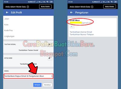 Yuk Lihat Ini Cara Mengetahui Email Facebook Sendiri Di Hp Yang Lupa Lewat Aplikasi Fb Lite Android Yang Tidak Butuh Waktu Lama Aplikasi Facebook Pengetahuan