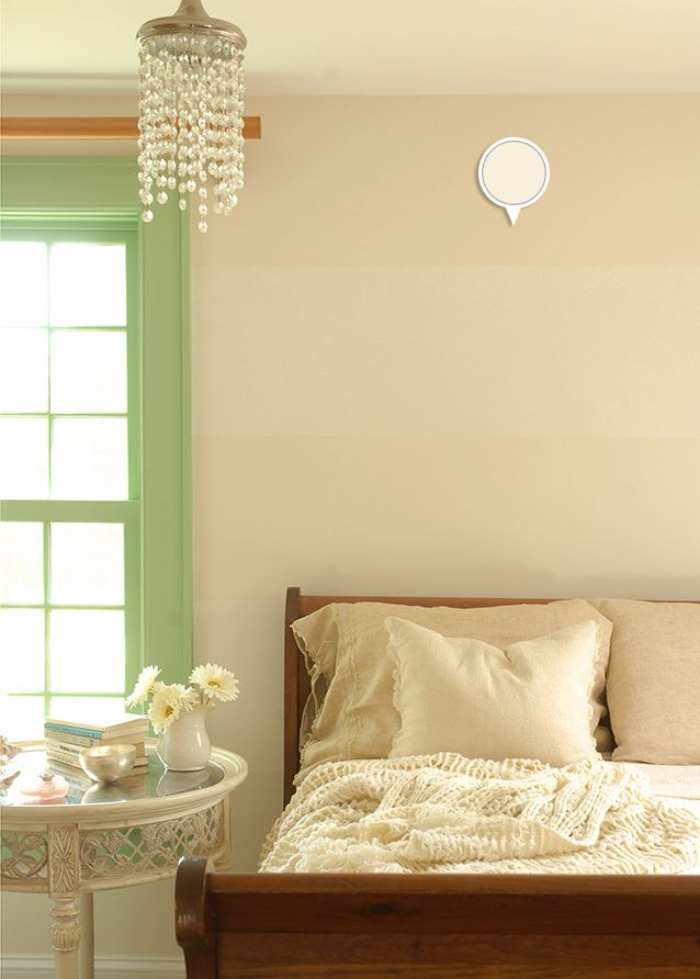 Benjamin Moore Paradise Beach 911: Two Beiges are better than one ...