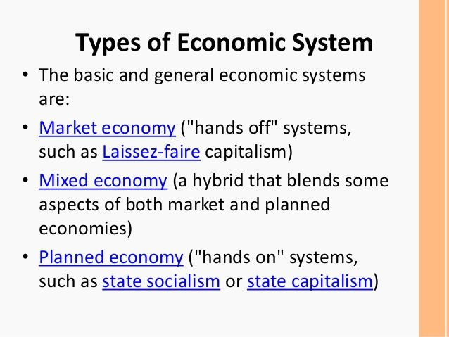economic systems comparison chart - Google Search Economics