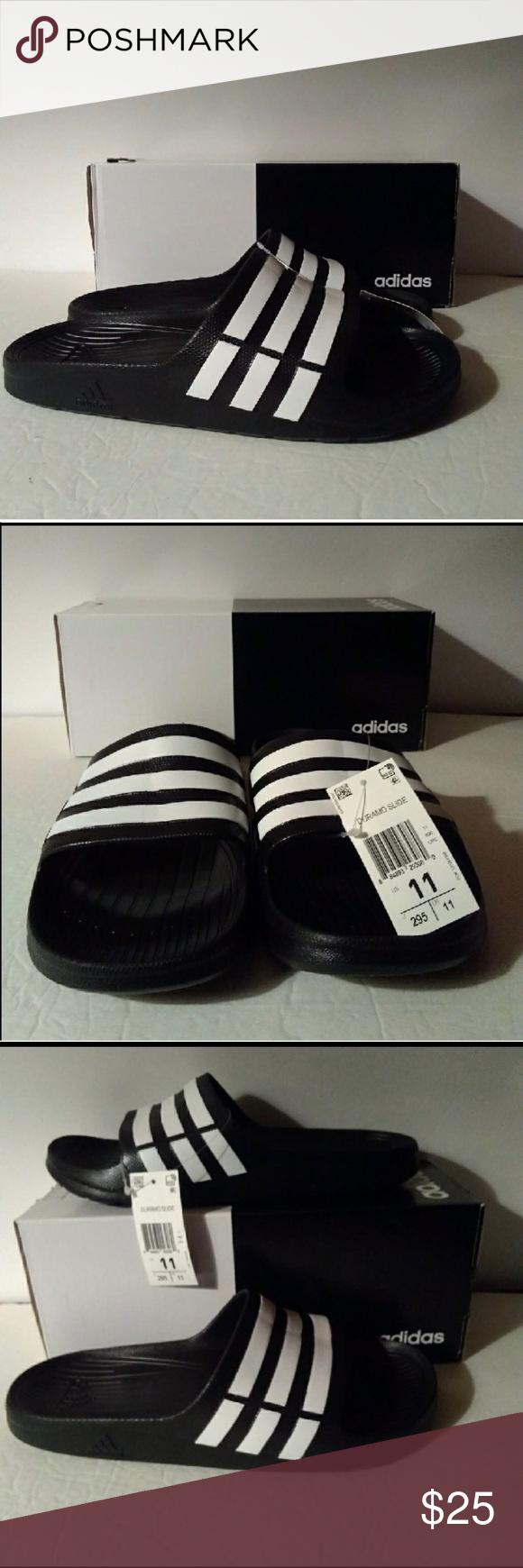 2c05863c79af Adidas Duramo Slide Adidas Duramo Slide Size 11 adidas Shoes Sandals    Flip-Flops