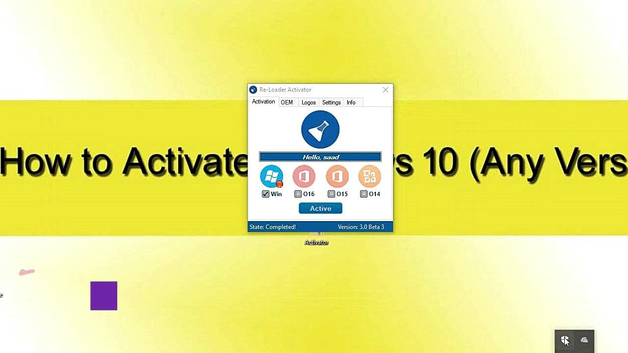 How to Activate Windows 10 Any Version in 2020 Windows