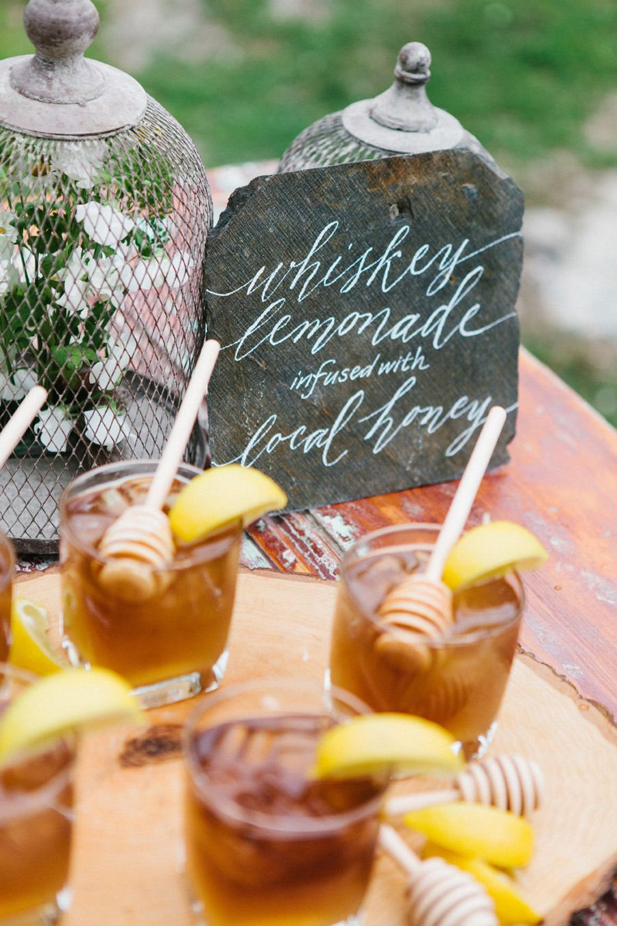 Rustic Audubon Wedding Inspiration Wedding signature