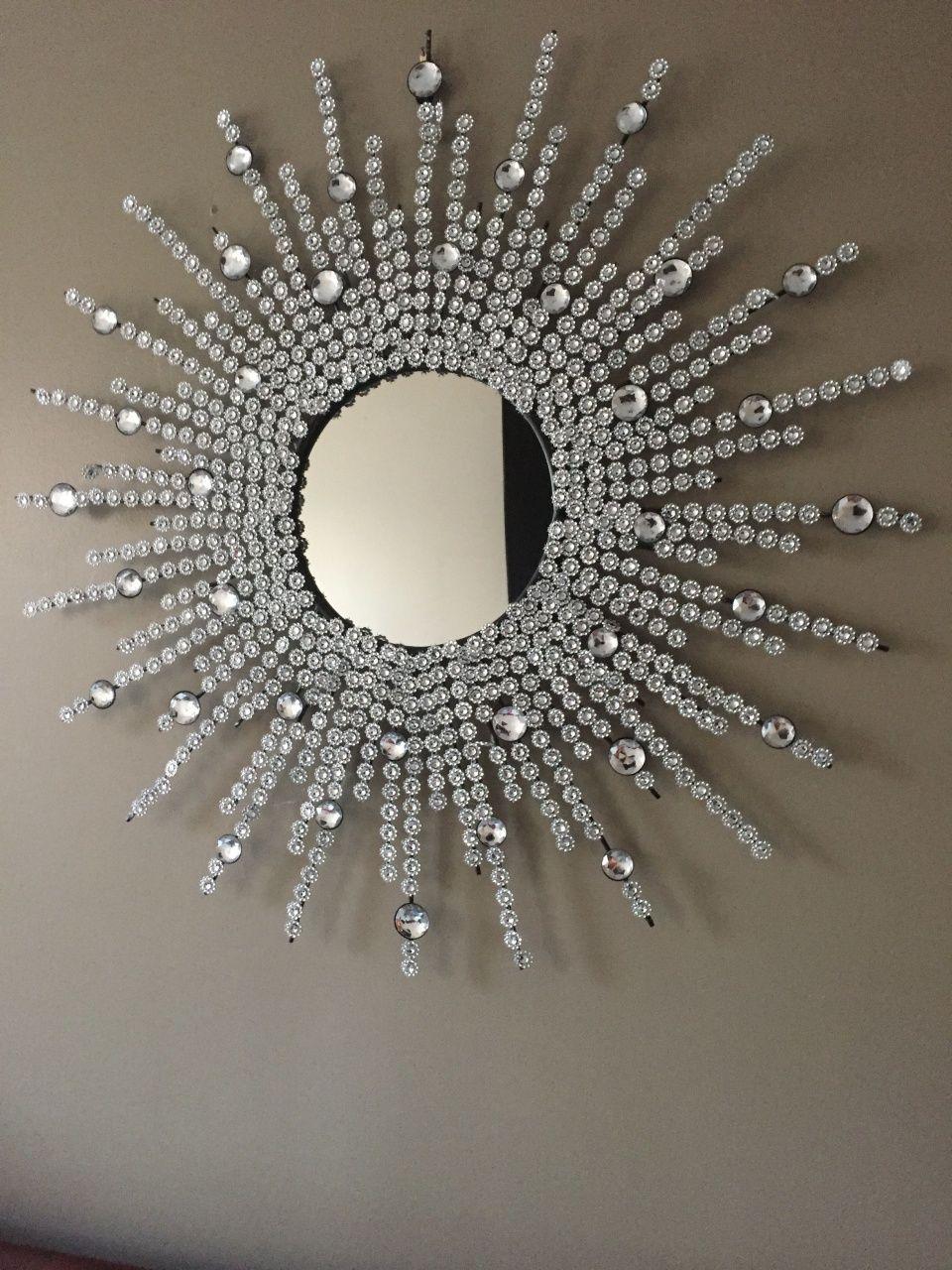 Bubble Mirror Wall Art Di 2020 Cermin Dinding Dekorasi Dinding Buatan Sendiri Dekorasi Dinding