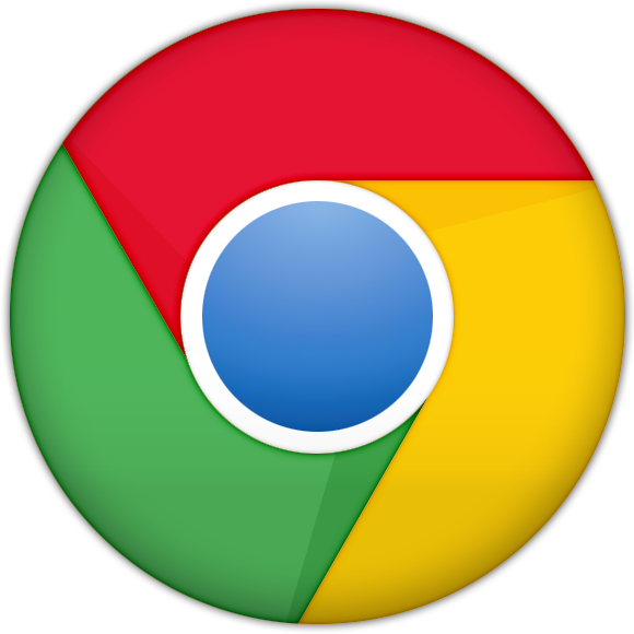 Google_chrome_logo symbols; signs ; logos