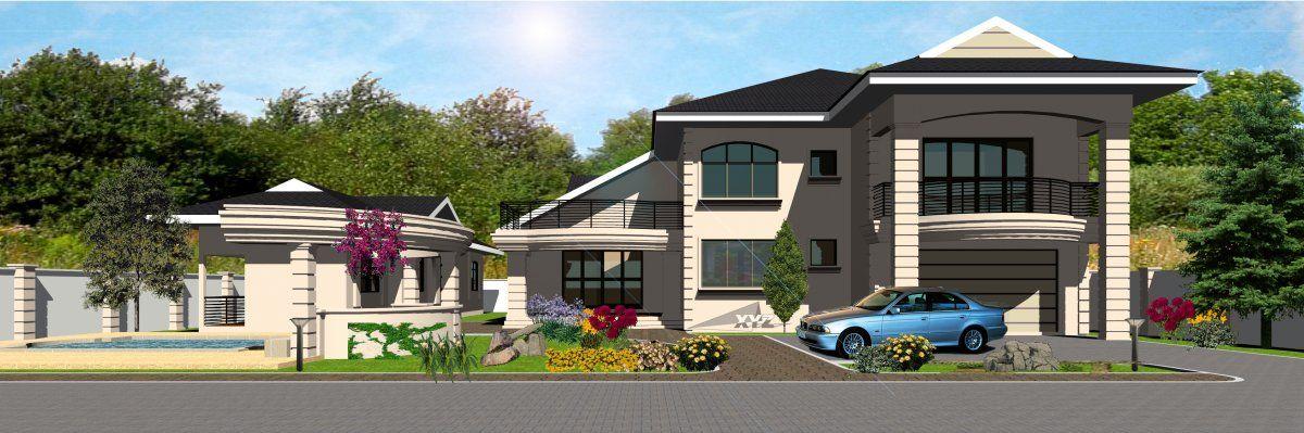 5 Bedroom House Plans Osagyefo Home Plan 3 997 Usd 5