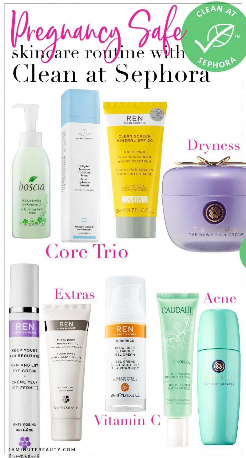 Pin on Pregnancy Safe Beauty Skin care, hair and makeup