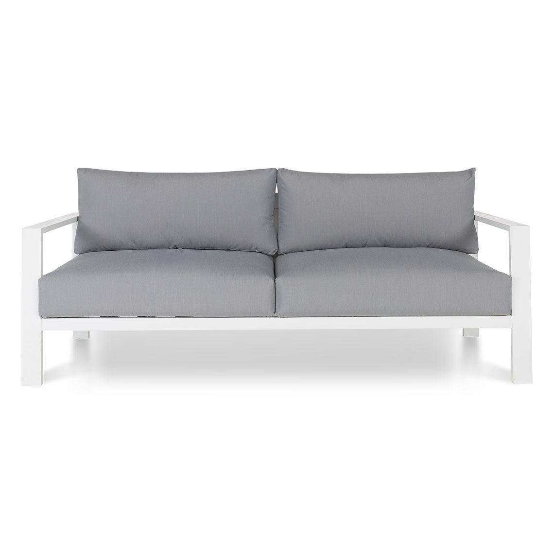 Garten Lounge Set Aluminium