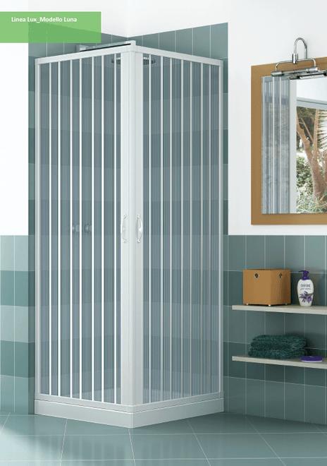 Accessori e complementi per la doccia in plexiglass