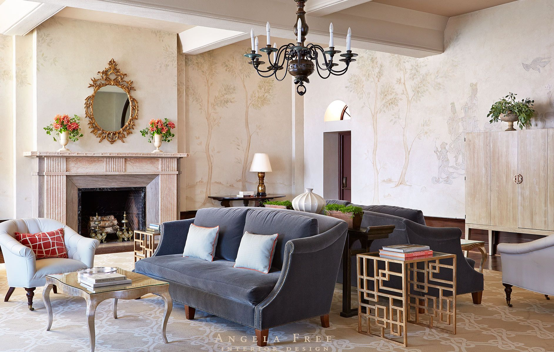 Angela Free Design / Julia Morgan YWCA