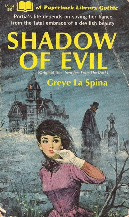 Shadow of Evil | Vintage Mystery & Noir in 2019 | Gothic