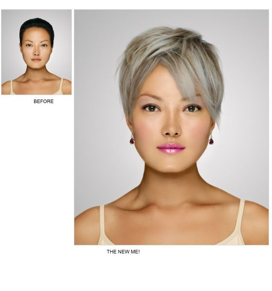 Virtual Hair Makeover: Get The Perfect Fall Look With Daily Makeover's 1-Minute