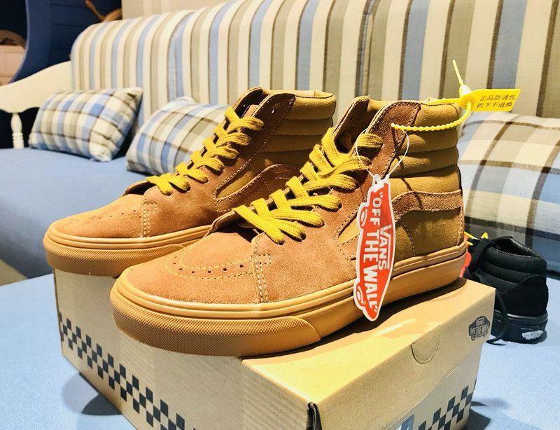 1275dc74fc Vans SK8 Hi Reissue Wheat Chukka BX20 Skate Shoe Vans For Sale  Vans ...