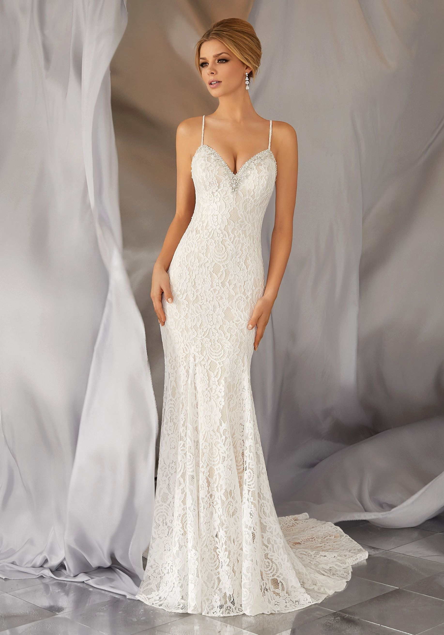 Australian Wedding Dress Designers Online Elegant Moraia Wedding Dress In 2020 Sheath Wedding Dress Lace Wedding Dresses Bridal Gowns